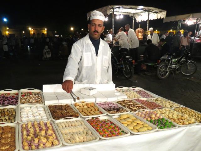 Marokko_Marrakesch_Djemaa
