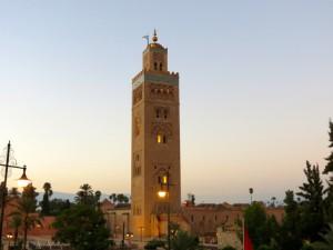 Marokko_Marrakesch_Moschee