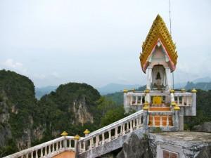 Thailand_Krabi_Tiger_cave_Tempel