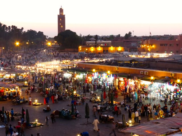 Marokko_Marrakesch_Reiseziele September