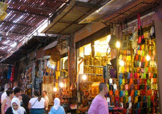 Marokko_Marrakesch_Souk