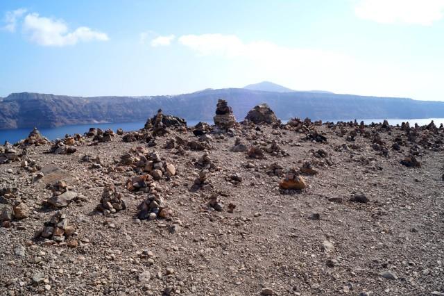 Geheimtipps Santorini Urlaub Kykladeninsel Vulkan Wanderung