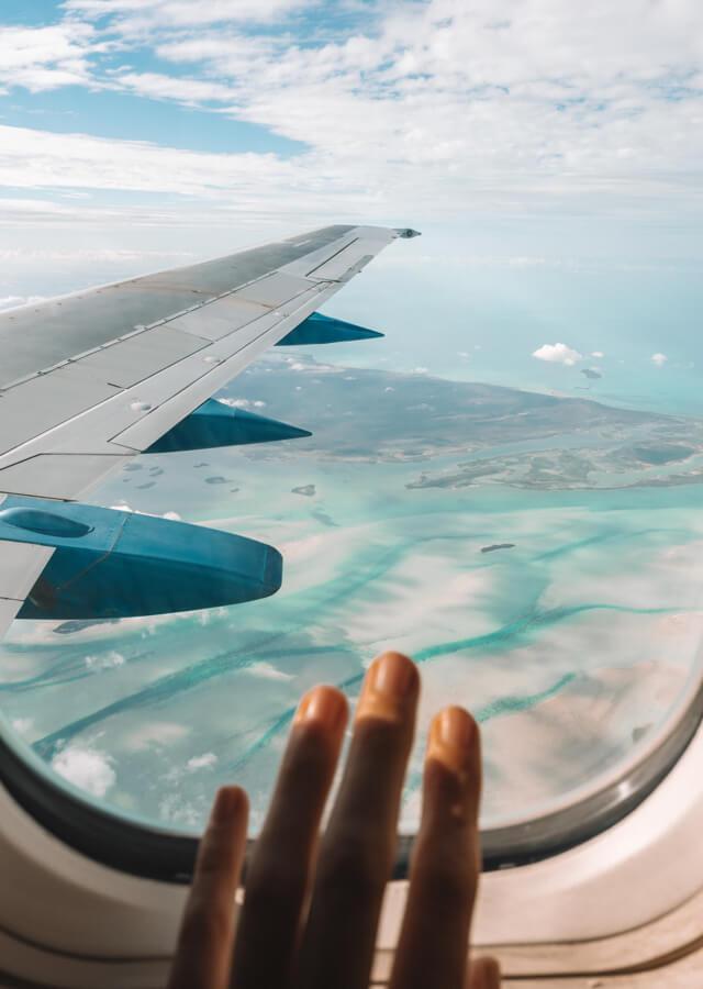 Langstreckenflug ueberstehen