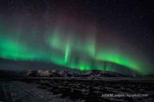 Island_Polarlicht