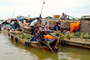 Vietnam Mekong Delta Bootstour Empfehlung