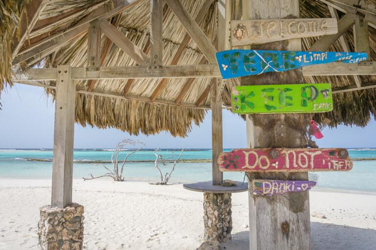 Die schoensten Straende der Welt Aruba Baby Beach