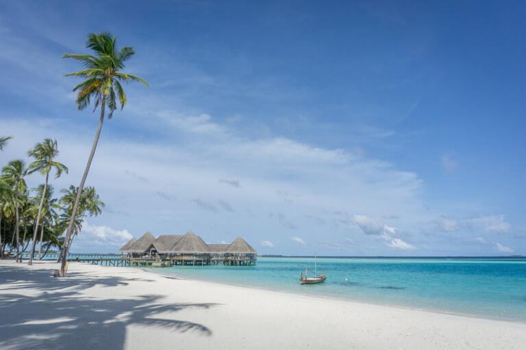 Die schoensten Straende der Welt Malediven