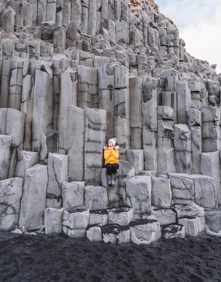 Die schoensten Straende der Welt Vik Island