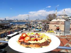 Essen und Trinken in Istanbul Reiseplanung Checkliste