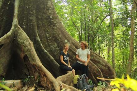 Nordthailand trekking tour
