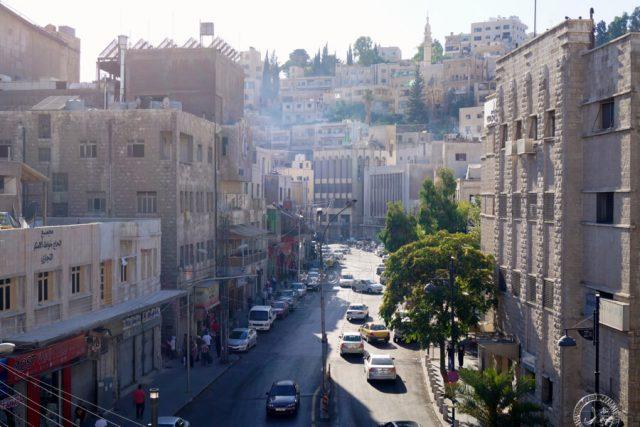 Jordanien Rundreise Urlaub Amman Downtown