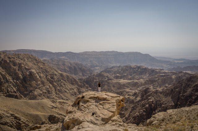 Jordanien Rundreise Urlaub Canyon