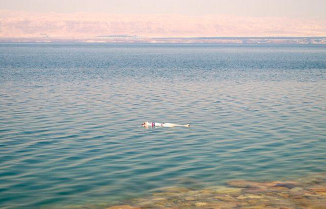 Jordanien Rundreise Urlaub Totes Meer
