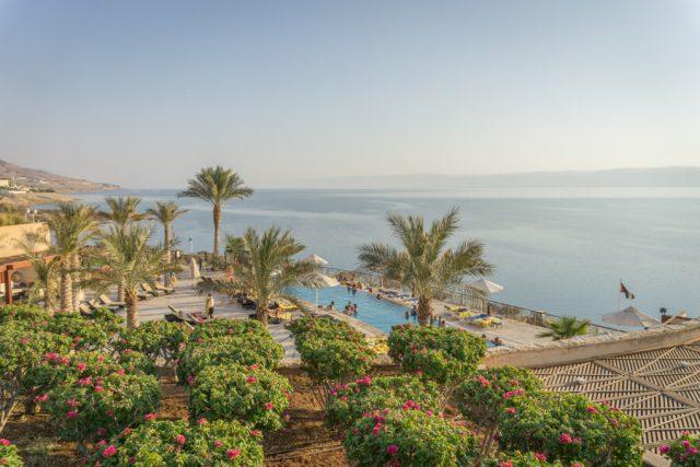 Jordanien Rundreise Urlaub Totes Meer Hotel