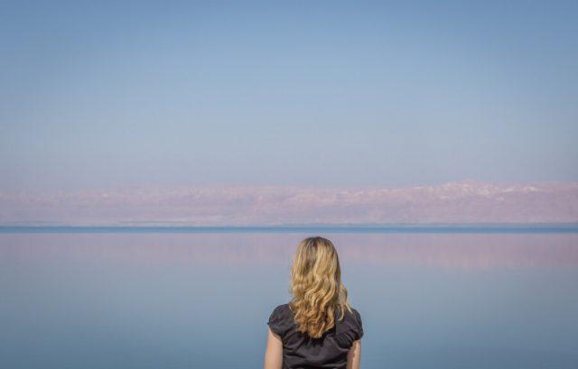 Jordanien Rundreise Urlaub Totes Meer Salz