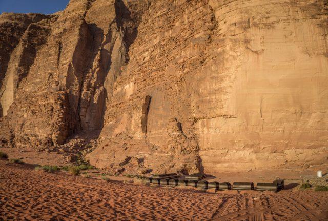 Jordanien Rundreise Urlaub Wadi Rum Camp Berber