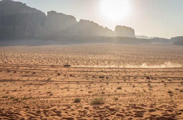 Jordanien Rundreise Urlaub Wadi Rum Jeeptour