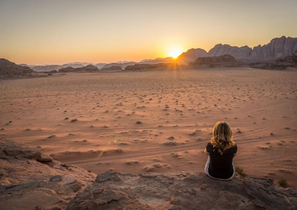 Jordanien Rundreise Urlaub Wadi Rum