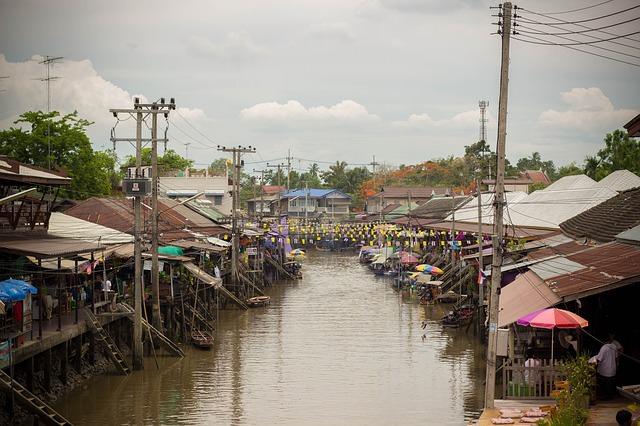 Thailand Bangkok Sehenswürdigkeiten