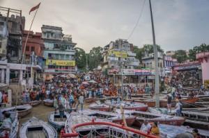 Indiens Norden Nachtzug Taj Mahal Varanasi