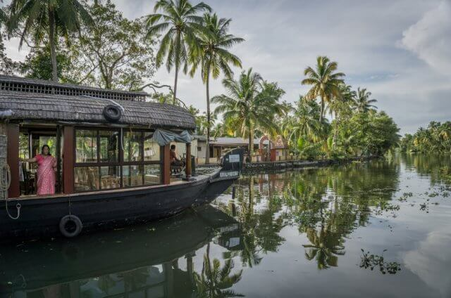 Kerala Backwaters Indien