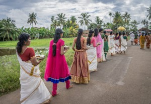 Kerala Backwaters Indien Emerald Isle