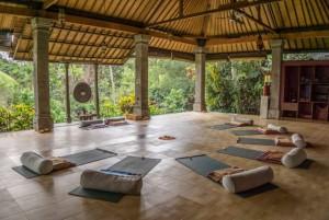 Yoga Retreat Bali Ubud Sala