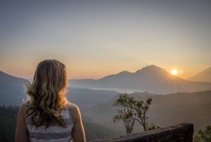 Yoga Retreat Bali Sunrise Batur Vulkan