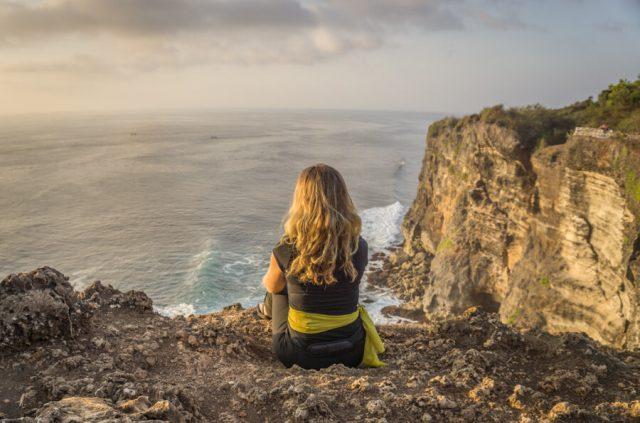 Alleine reisen Bali