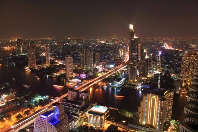 Thailand Bangkoks Sehenswürdigkeiten