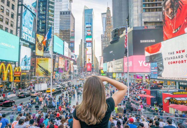 Urlaub alleine New York
