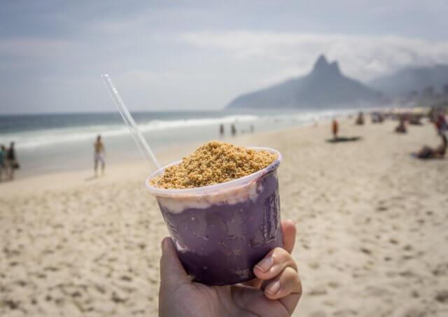 Sehenswuerdigkeiten Rio de Janeiro Ipanema Acai