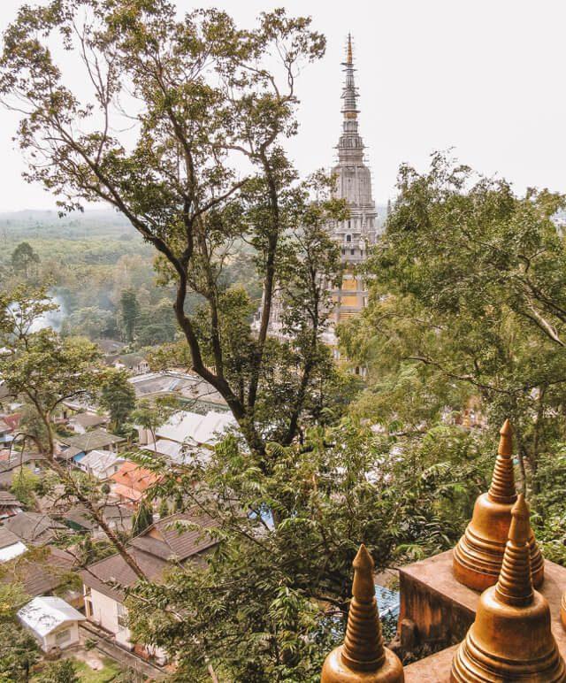Krabi Aussicht Tempel