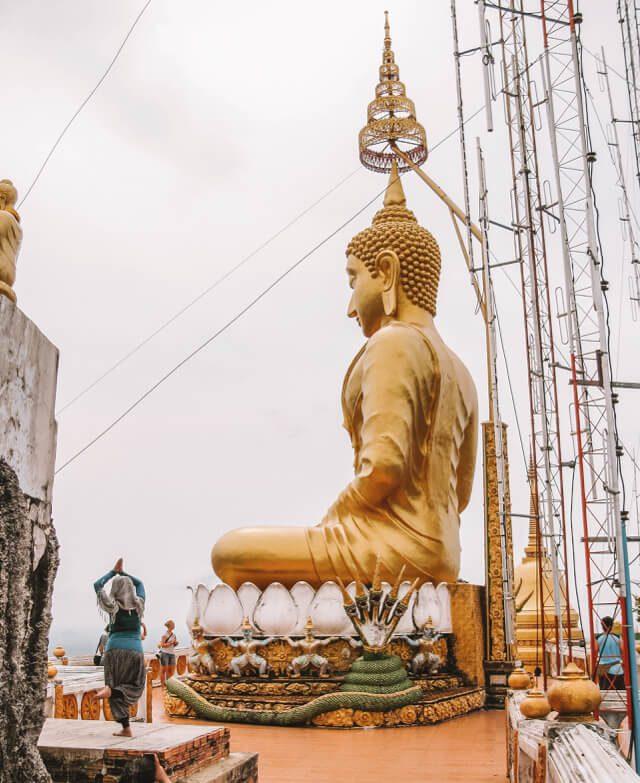Krabi Buddha Wat Tham Suea