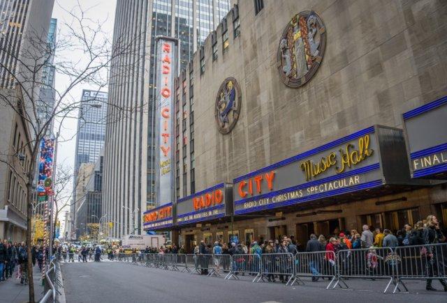 New York Radio City Music Hall