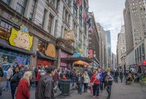 Manhattan Shopping Macys