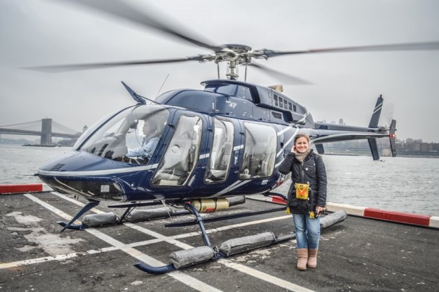 New York Helikopter Rundflug