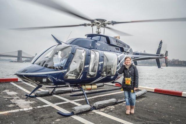 New York Helikopter Rundflug