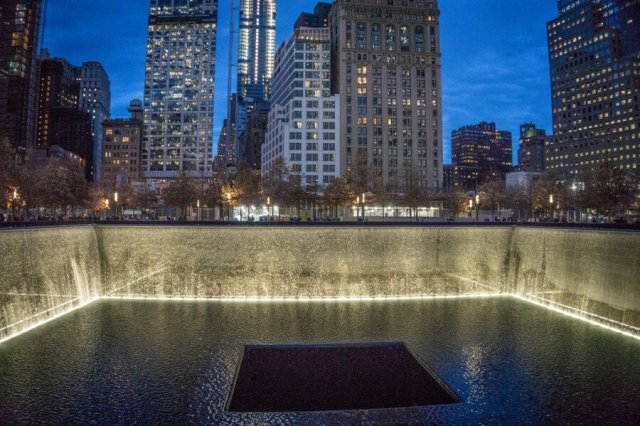 New York Twin Towers Memorial