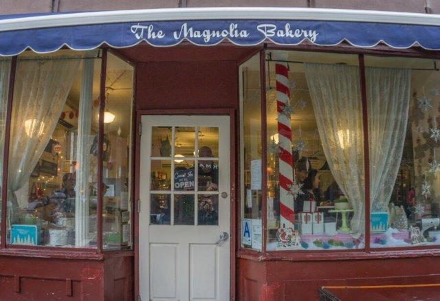New York Magnolia Bakery