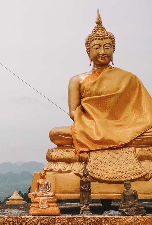 Tigertempel Buddha