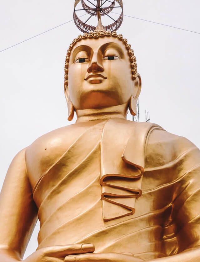 Wat Tham Sua Buddha