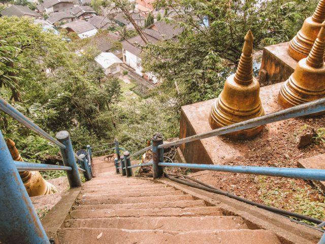 Wat Tham Sua Tempel Krabi