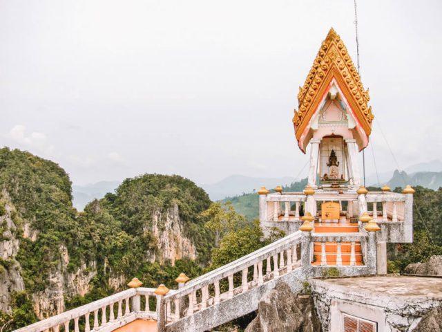 Wat Tham Sua Tiger Cave Tempel
