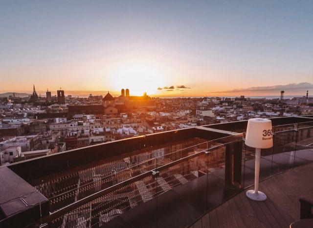 360 Grad Dachterrasse Barcelo Raval-2