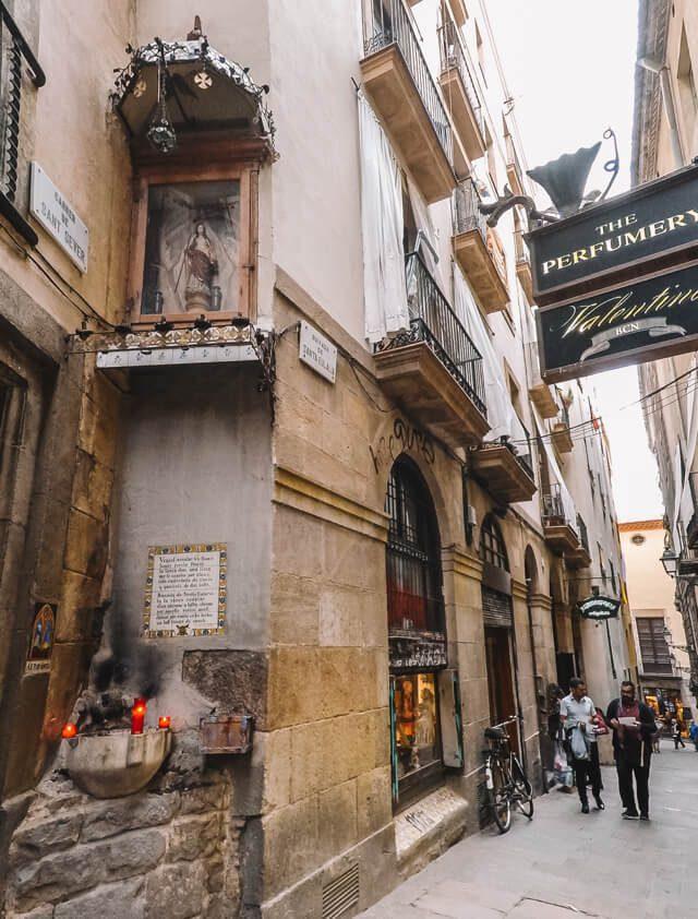 Barri Gotic Gotikviertel