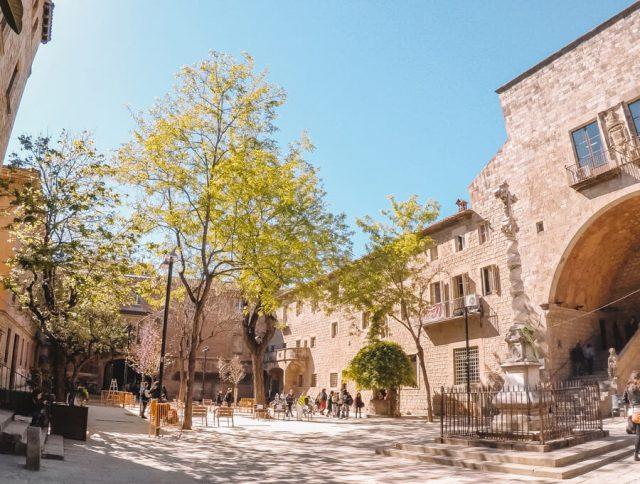 Cafe Barcelona El Jardi