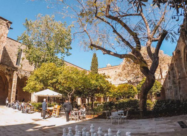 El Raval Cafe Barcelona