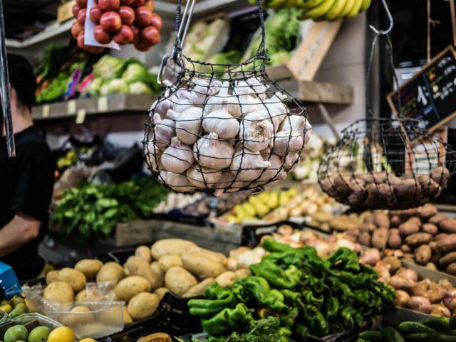 Las Ramblas Markt Barcelona