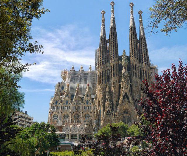 Sagrada Familia Kirche